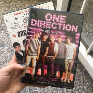 One Direction Biography DVDs