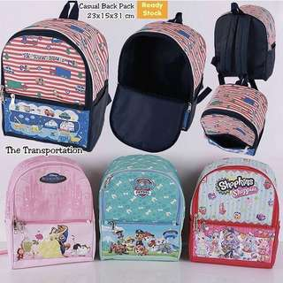 $22 Children Backpack School Enrichment Bag Birthday