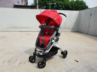 Sweet Cherry SCR12 Convertible Stroller