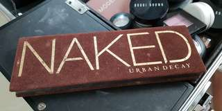 Eyeshadow Pallete NAKED 1 by Urban Decay ORI!!