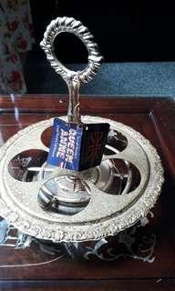 vintage queen Anne silver plated tableware