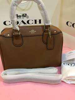 Original coach women Handbag sling bag crossbody bag