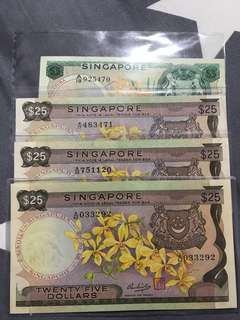 Orchid currencies for good old memories
