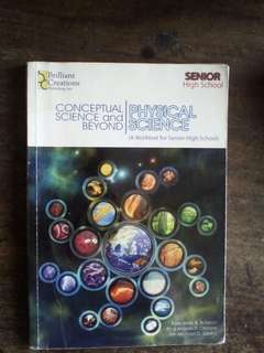 SHS BOOK: PHYSICAL SCIENCE