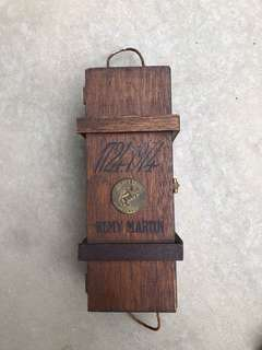 Vintage remy Martin wooden box