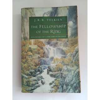 The Fellowship of the Ring by: J.R.R. Tolkien