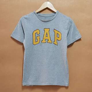 Gap Kids Print Tee (Gray)