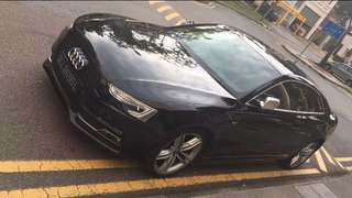 Audi S5 300+ Bhp For Rent