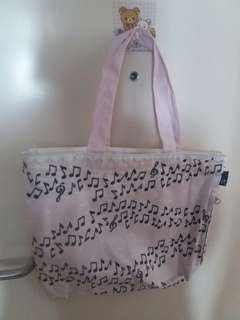 音符環保袋