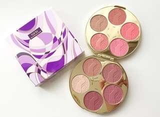 TARTE amazonian clay blush palette