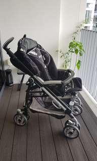 Peg-Perego Pliko P3 Compact Stroller