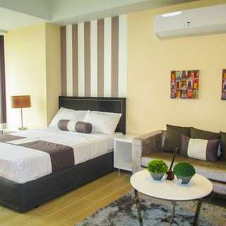 Studio Type Fully Furnished at Two Central Valero Makati near Ayala Ave.