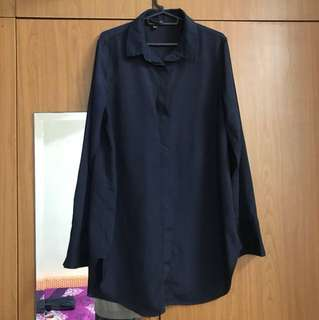 MNG SUIT LONG TOP