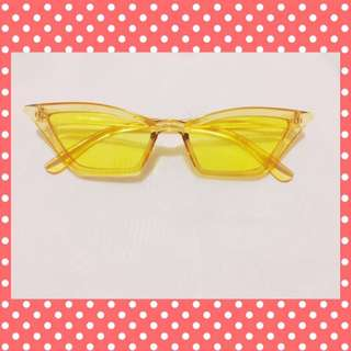 Transparant Sunglasses