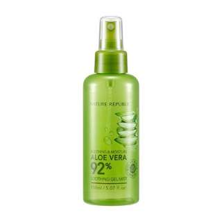 Soothing Gel Mist Nature Republic Original Korea