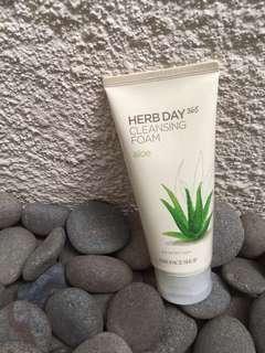 365 Herb Day Facial Foam