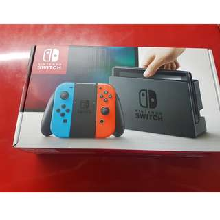 (LOCAL ) BRAND NEW SWITCH