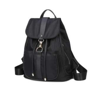 Japan fashion ladies backpack water resist materials