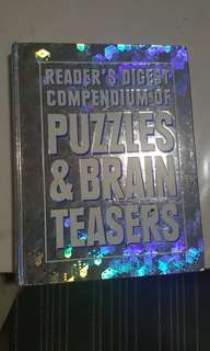 Reader's Digest Puzzles & Brain Teasers
