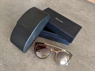 Prada 23S-F polarized women's sunglasses