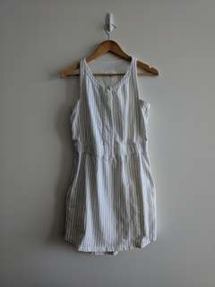 Country Road Summer Stripe Dress