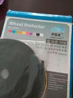 Wheel protector