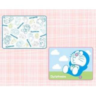 Doraemon Moisture Absorbing Fleece Blanket