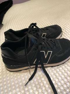 New Balance (women's 11 or men's 9)