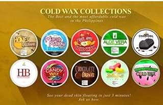 Organic Cold wax