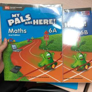 My Pals Are Here Maths 6A & 6B