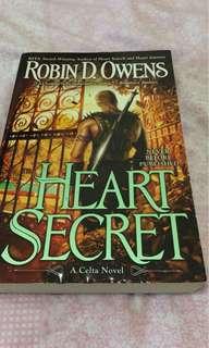 Heart Secret - Robert D. Owens