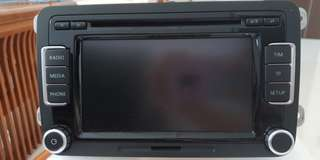 Vw Rcd510 in good working condition