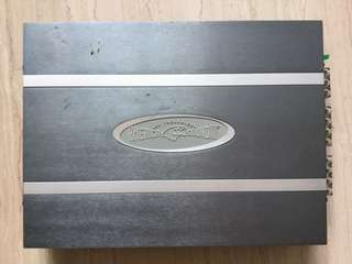 American sound car amplifier