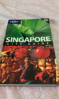 Lonely Planet - Singapore travel guide