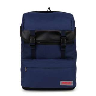 Japan fashion canvas travel bag student backpack