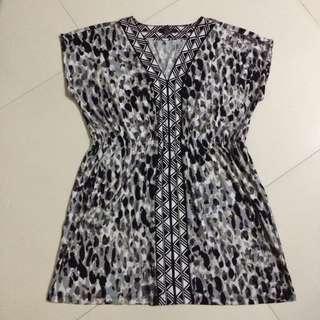 Casual dress/ plus size
