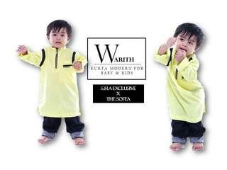 Kurta Warith For Kids