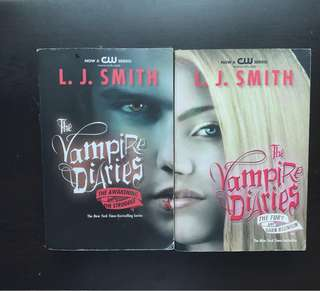 THE VAMPIRE DIARIES BUNDLE