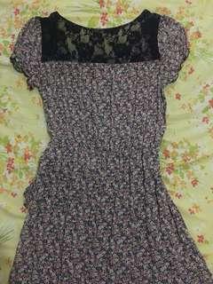 Cute Candie's Floral dress