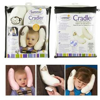 Summer Infant Cradler/Adjustable Hrad Support