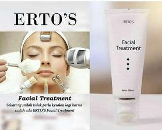 ERTO'S Facial Treatment 100Ml