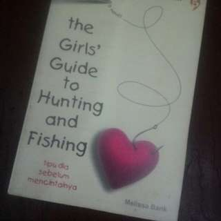 Novel the girls' guide to hunting and fishing