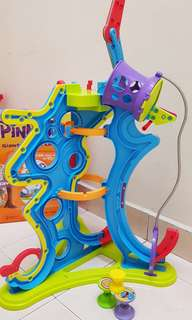 fisher price Spinnyos