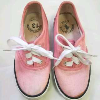 Polo by Ralph Lauren Pink Shoes