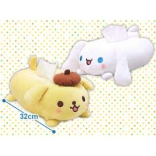 Sanrio Characters Cinnamoroll - Premium Lying Down Tissue Box