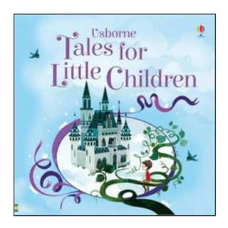 Brand New Usborne Tales For Little Children Story Collection Book