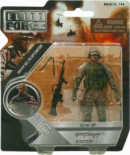 "BBI Elite Force ""Cobra"" 4 inch Action Figure 1:18 scale"