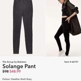 Aritzia high waist pants