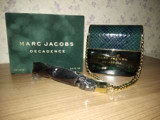 Marc Jacobs Decadence EDP (Share decant parfum 5ml)