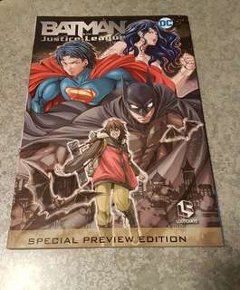 Batman and the Justice League DC comics manga, Loot Anime